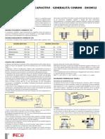 Sensori Induttivi e Capacitivi