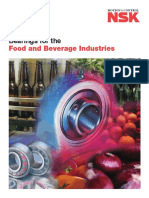 Bearings for Food and Beverage