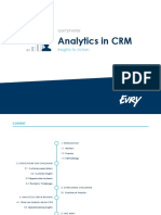 Analytics in Crm Labs Whitepaper