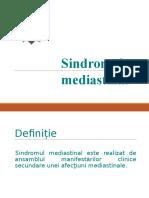 Sindrom mediastinal