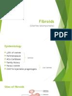 Fibroids Ppt