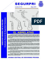 Boletin segurpri nº49 - El Abrelatas
