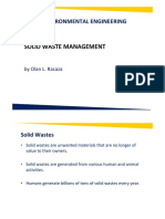 6. Solid Waste Management
