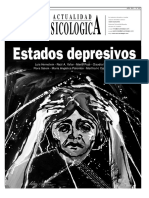 Revista Actualidad Psicológica Nº 452