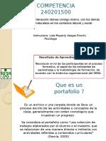 Presentacion Portafolio SENA