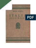 Anton Zischka - Italia Dzisiejsza - 1938 (Zorg)