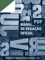 Manual Redaçao Oficial 2012