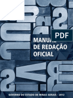 Manual Redaçao Oficial 2012