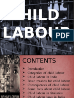 Chiild Labour with data