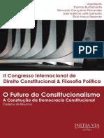 Caderno de Resumos. II Congresso Internacional de Direito Constitucional & Filosofia Política
