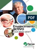 Envejecimiento Activo 2013 Facua