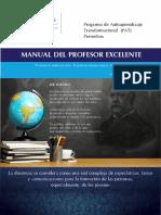 Manual Del Profesor Excelente