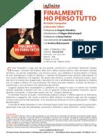 Tampalini Finalmente Ho Perso Tutto (preview)