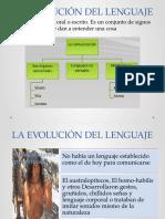 La Evolución Del Lenguaje