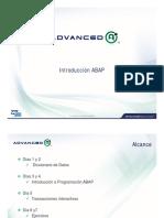 01 ABAP - Diccionario de Datos