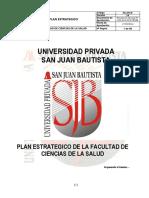 Plan Curricular Medicina DUpsjb