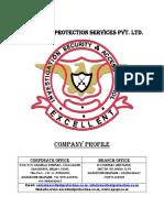 EPS Pvt Ltd Security Profile