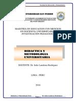 LANDERAS  MODULO DIDACTICA Y METODOLOGIA UNIVERSITARIA actualizado 07-06-16.pdf