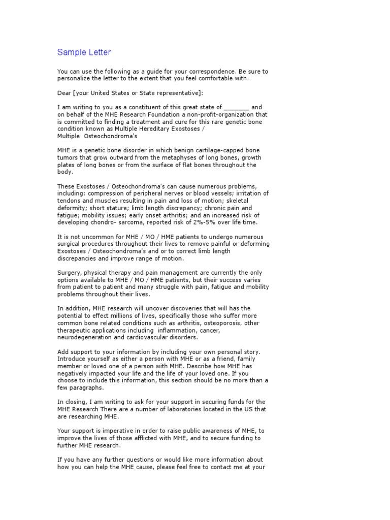 Sample letter mherf musculoskeletal system health sciences spiritdancerdesigns Images