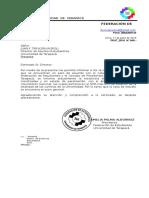 Carta DAE Paro Oficial