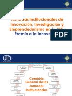 Presentación Jornadas Institucionales UTN