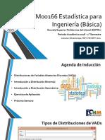 ICM00166 S5 Estadística Para Ingeniería