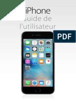 Guide de L_utilisateur de L_iPhone