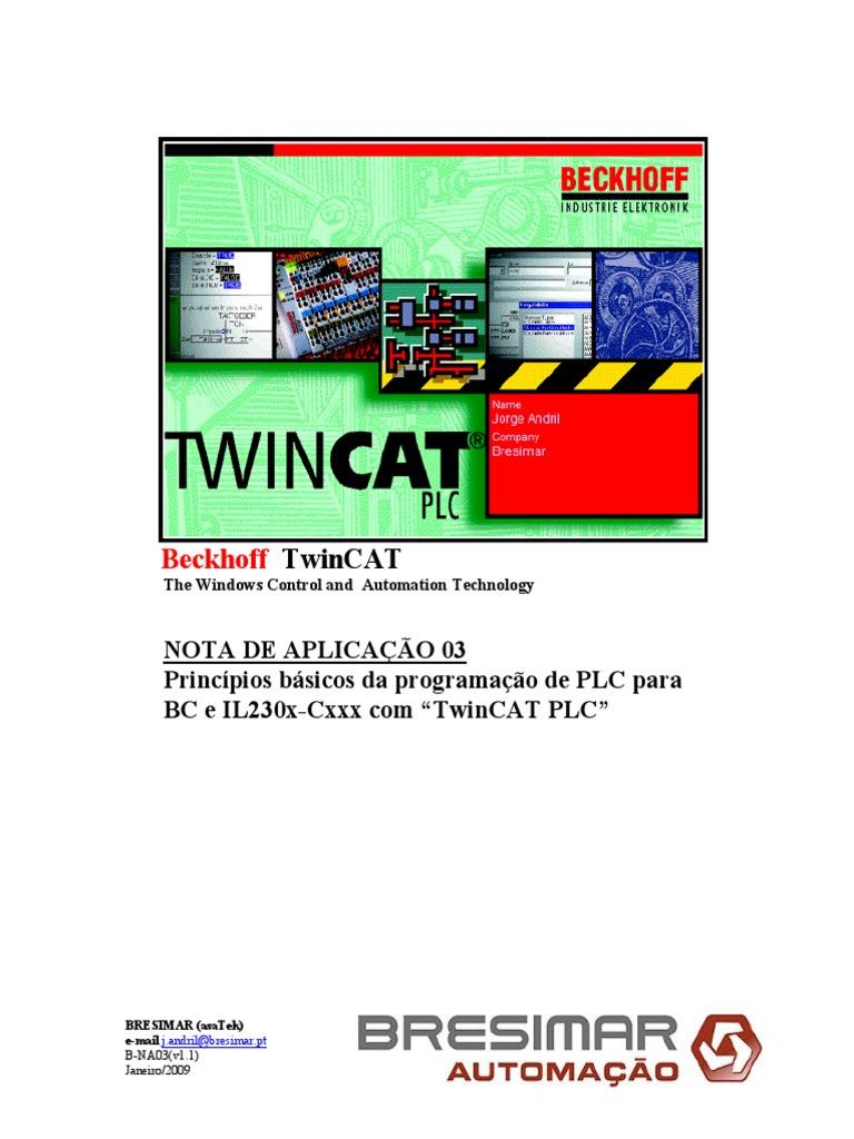 Beckhoff Na03 Tc Bc Ilv11 Port Computer Networking Firewall Wiring Diagram Computing