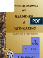 Hardware&Networking