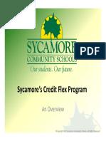 credit flex presentation