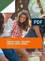 Cursos Para Ninos y Jovenes 2016