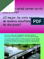 Has Visto Rio Sobre Otro (Canal Del Rio Elba)