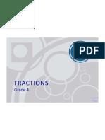 Fractions Grade 4 Lesson - Tiny Miny Math