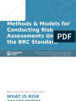BRC Risk Assessment