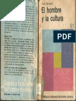 Benedict_El Hombre y La Cultura