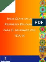 Ideas clave en la respuesta educativa al alumnado con TDAH