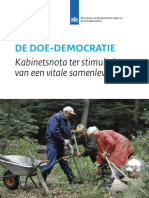 Nota Doe Democratie