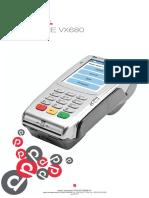 Manual Verifone 680