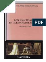 Azorín y Don Juan