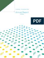 Simons Foundation 2015 Annual Report