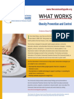 What Works-Obesity BROCHURE