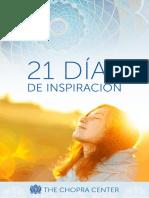 21 Días Choppra