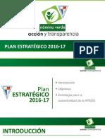 Plan Nomina Verde Apede 2016