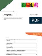 Manual Instrucional Escuela Taller_2013