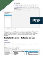 Kickstart Linux.doc