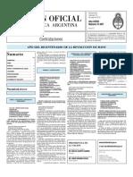 Boletin Oficial 19-05-10 - Tercera Seccion