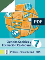 Libro Quiriguá C.sociales y F.ciudadana 2º Sem