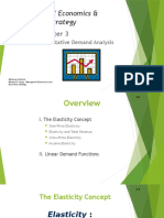 Chapter 3 Quantitative Demand Analysis