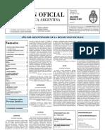 Boletin Oficial 19-05-10 - Segunda Seccion