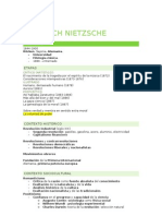 Friedrich Nietzsche - Selectividad